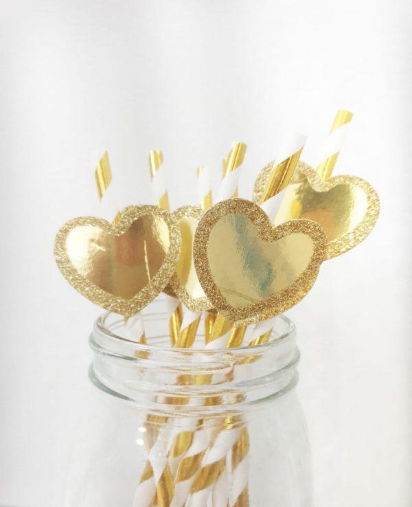קשיות זהב לבבות